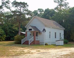 MC 191 Credille's Mill School - 1890